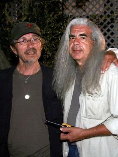 Graywolf and John Trudell